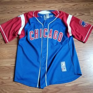 Men's Chicago Cubs Soriano baseball jersey